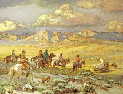 myth of the american frontier Although in smith's version of american studies identifying something as a myth does not necessarily of the american frontier.